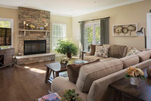 The Kellner - Living Room