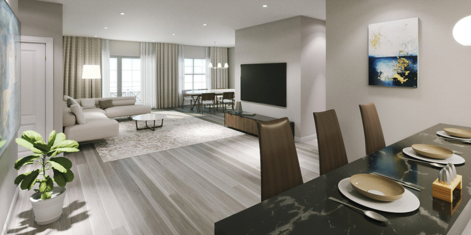 129 Halsted - Apartment 2A