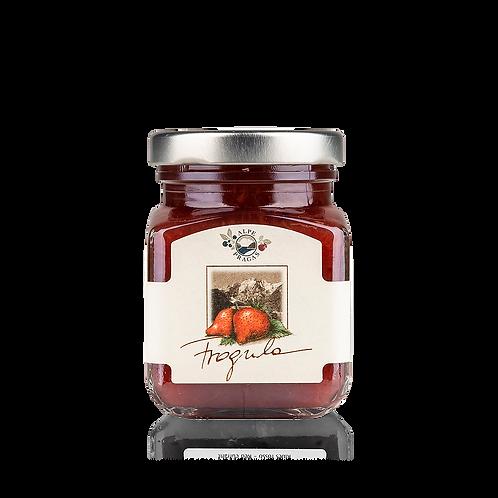 Alpe Pragas - composta di frutta Fragola 110 g.