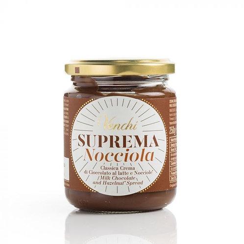 Venchi - Crema Spalmabile al Cioccolato Suprema Nocciola 250g