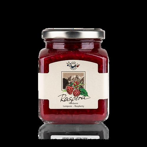 Alpe Pragas - composta di frutta Lampone 335 g.