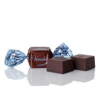 Venchi - Cubotto cuor di cacao senza zuccheri aggiunti (prezzo per 100 g.)