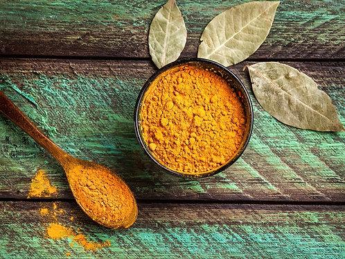 Curry Madras macinato 70 g.
