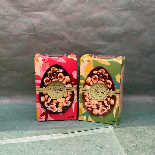 Ovetto nocciolato di cioccolato Venchi