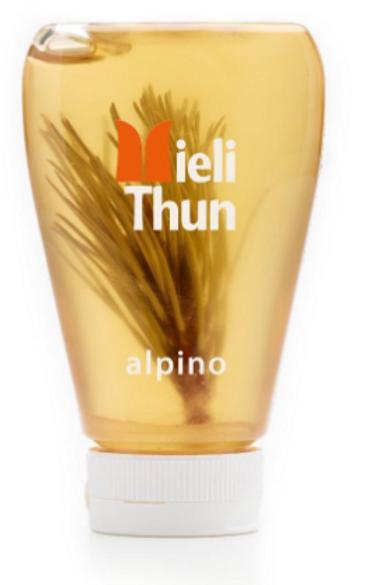 Mieli Thun - Alpino squeezer 240 g.