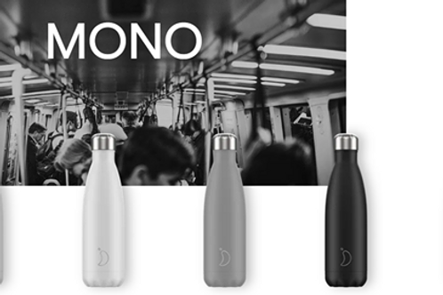 Monochrome - White, Grey, Black - 500 ml. / 750 ml.