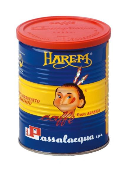 Caffè Passalacqua - Harem lattina macinato 250g