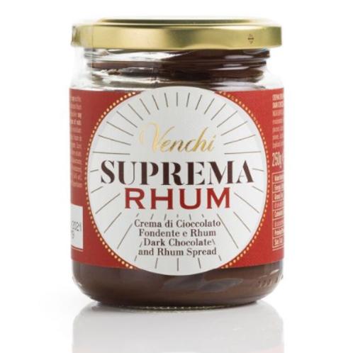 Venchi - Crema Spalmabile al Cioccolato Suprema 250g