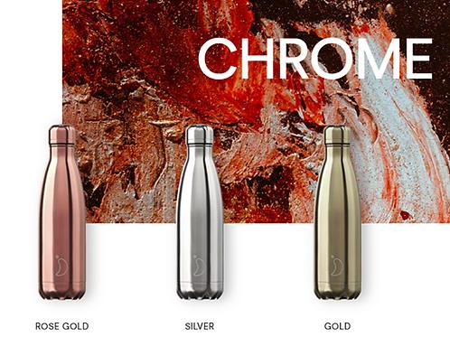 CHROME - Rose gold, Silver, Gold - 500 ml / 750ml