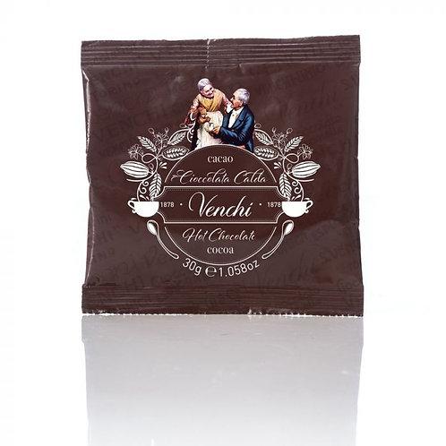 Venchi - Cioccolata calda, preparato monodose 30g