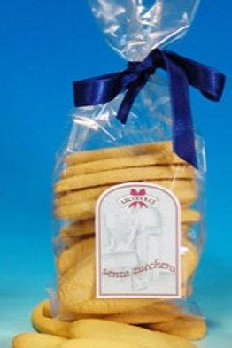 Offelle senza zucchero - sacchetto 200 g