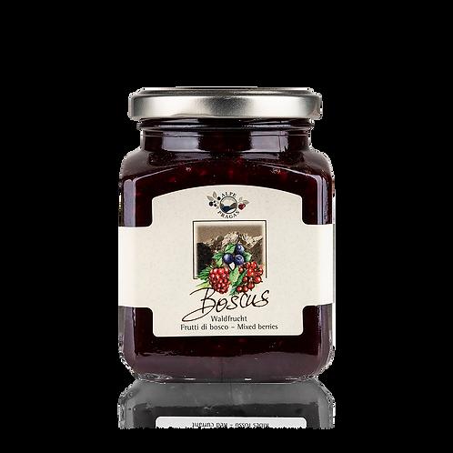 Alpe Pragas - composta di frutta Frutti di bosco 335 g.