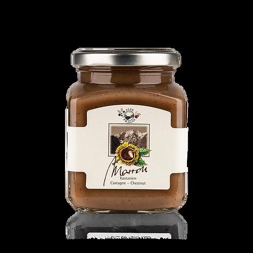 Alpe Pragas - composta di frutta Castagna 335 g.