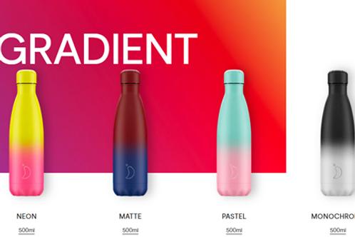 GRADIENT - Neon, Matte, Pastel, Monochrome - 500 ml.