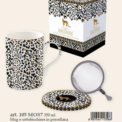 Tisaniera Leopard