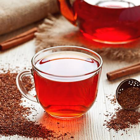 Rooibos - rimedio naturale contro il caldo e la pressione bassa