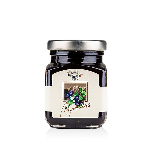 Alpe Pragas - composta di frutta Mirtillo nero 110 g.