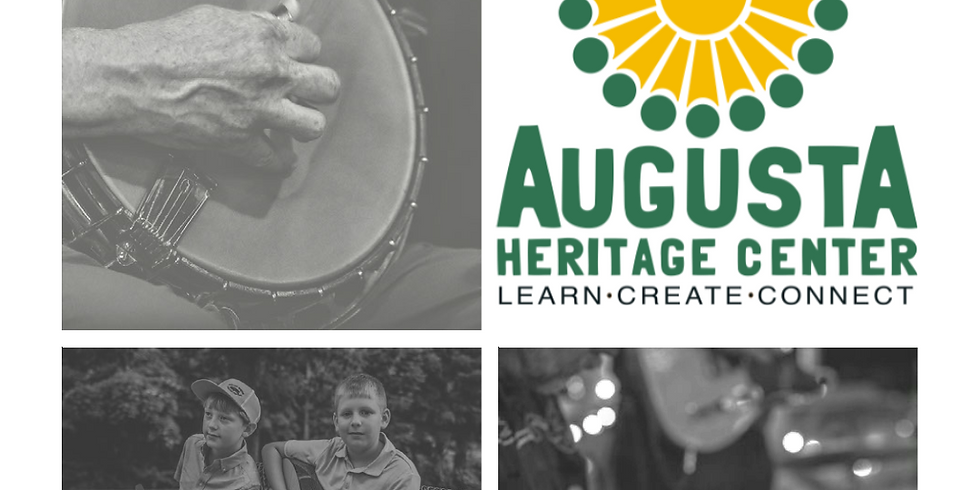 Augusta Heritage. Workshops and Lessons July 12-17