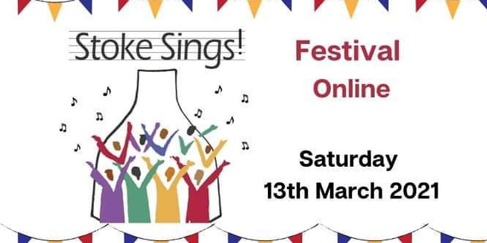 Stoke Sings. Music Festivval