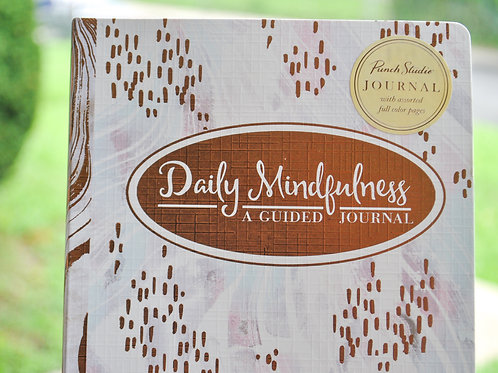 Daily Mindfulness - Guided Journal