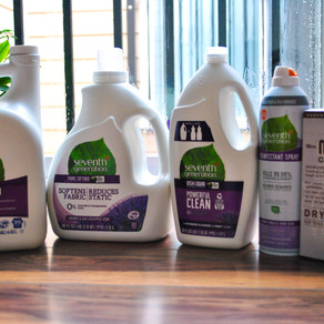 Plant-Based Cleaning