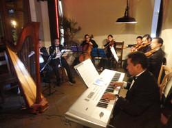 Orquesta de cámara