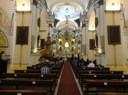 Iglesia Sto. Domingo, zona 1