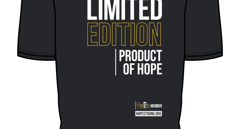 NL - Limited Edition T-shirt - Black