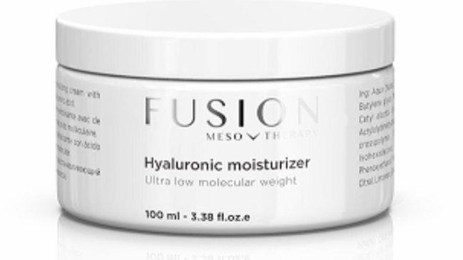 Fusion Hyaluronic acid moisturiser