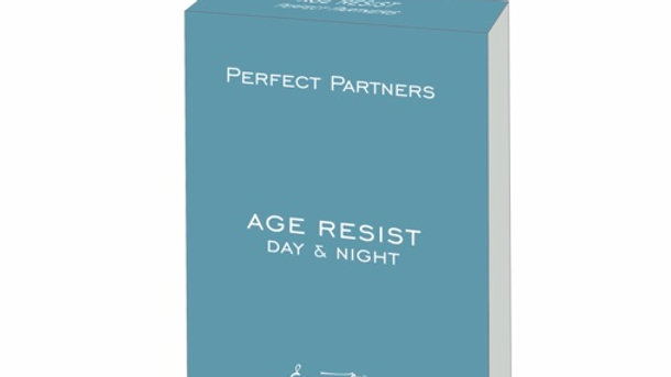 Perfect partners Age Resist day and night cream collection kit