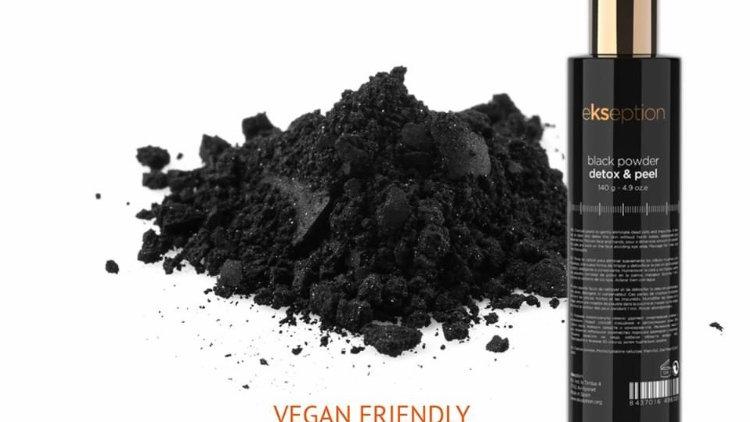 Ekseption Black Powder Detox and Peel