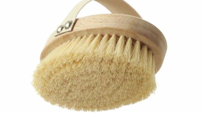 Eve Taylor dry body brush