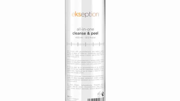 Ekseption All in one cleanse and peel