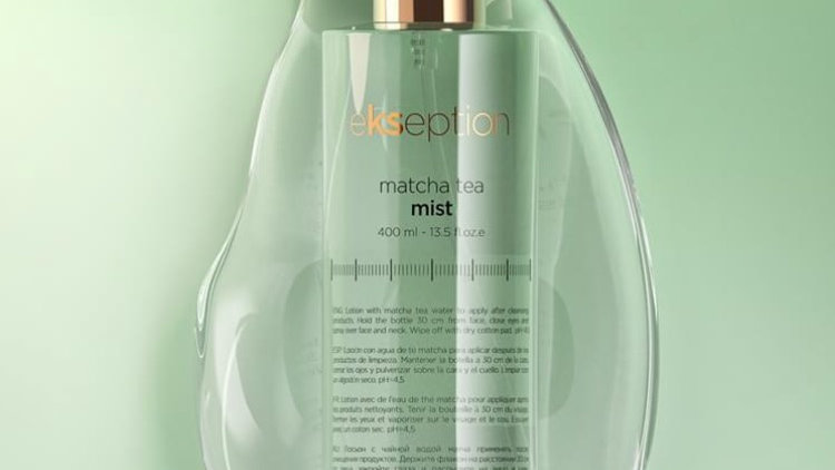 Ekseption Matcha Tea Mist
