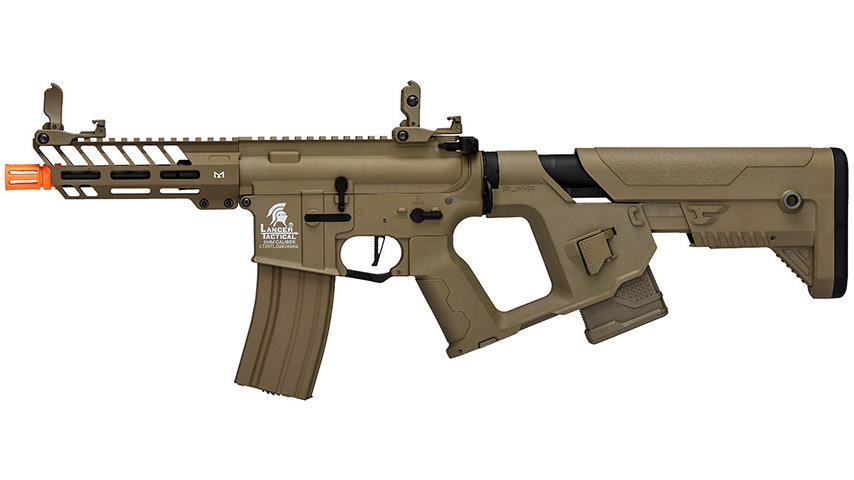 Lancer Tactical Enforcer Hybrid NEEDLETAIL AEG (TAN)