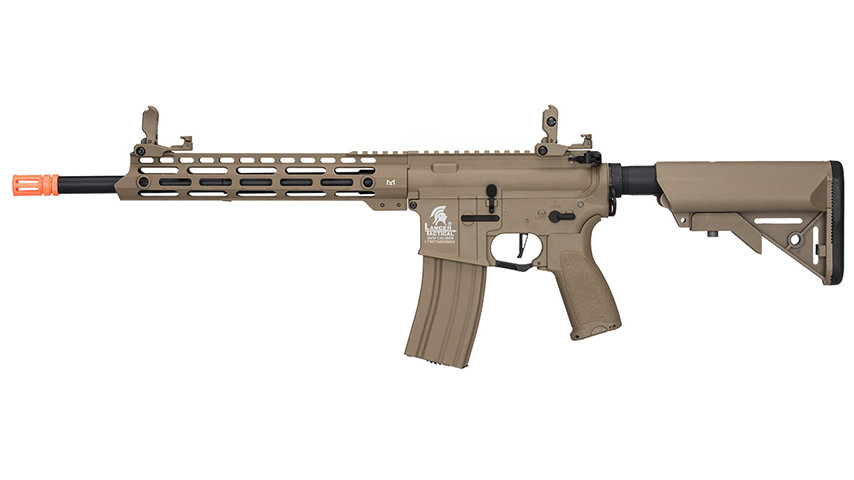 Lancer Tactical Enforcer Hybrid Gen 2 BLACKBIRD AEG (TAN)