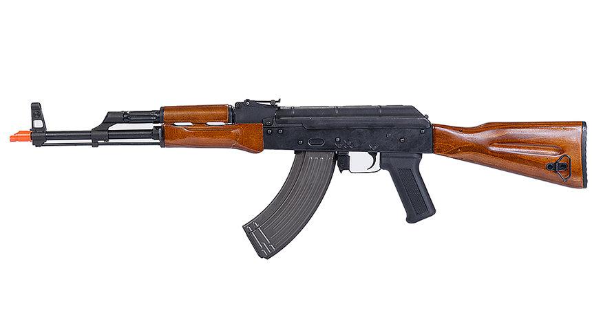 Lancer Tactical Airsoft AKM AEG Full Metal (Real Wood)