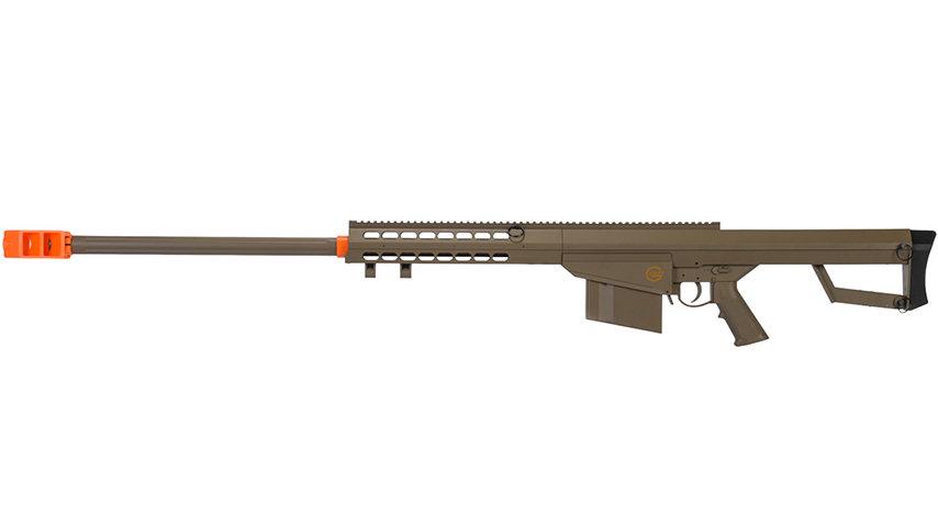 Lancer Tactical Airsoft M82 Spring Rifle (TAN)