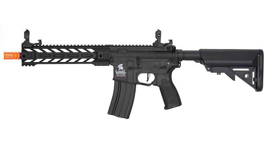 Lancer Tactical Enforcer Hybrid Gen 2 BATTLE HAWK AEG (BLACK)