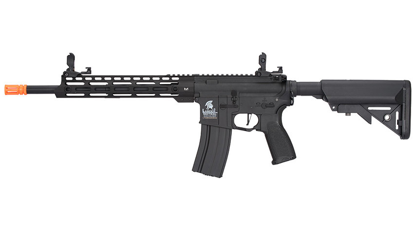 Lancer Tactical Enforcer Hybrid Gen 2 BLACKBIRD AEG (BLACK)