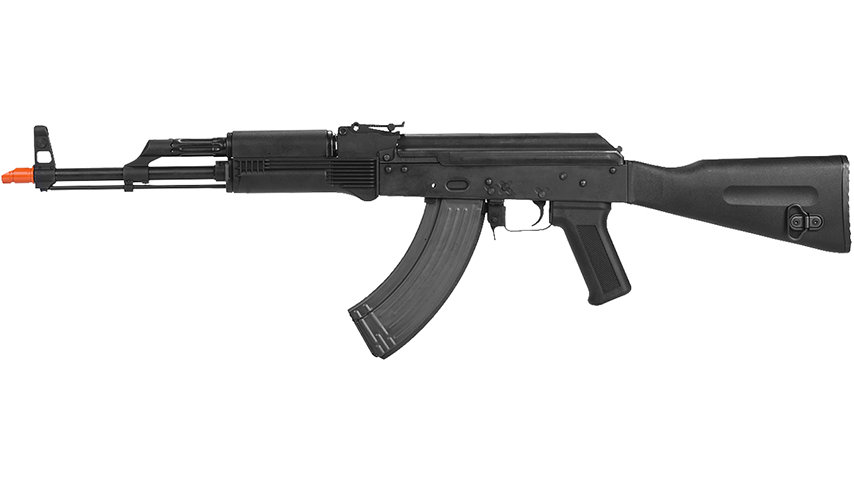 Lancer Tactical Airsoft Lonex AK Blowback AEG Rifle (BLACK)