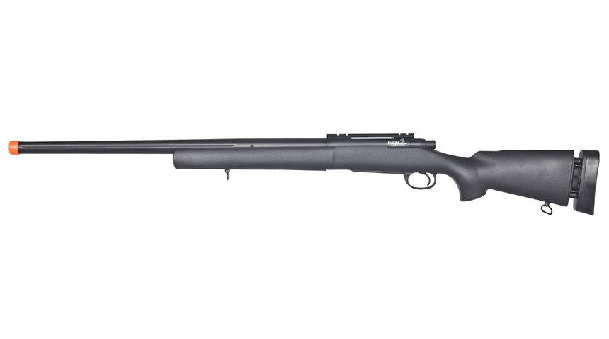 Lancer Tactical Airsoft M24 Bolt Action Sniper Rifle (BLACK)