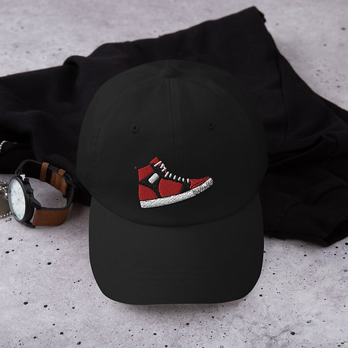 Level Up Sneaker Dad hat
