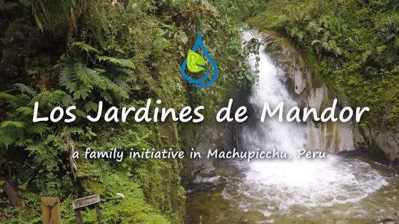 Promotional video of Los Jardines de Mandor
