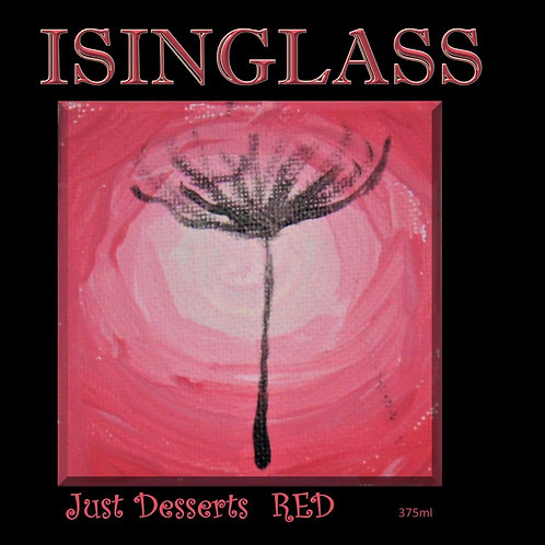 Isinglass Just Desserts Red