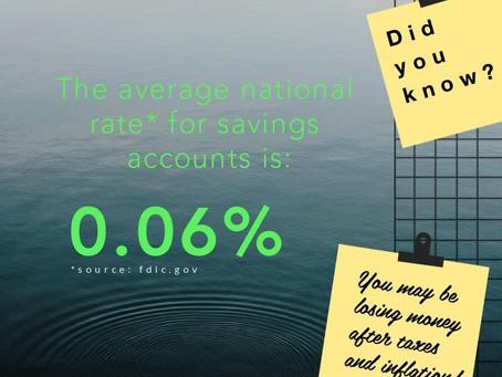 Where Should You Put Your Savings?