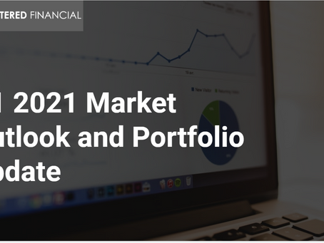 Q1 2021 Market Update and Portfolio Update