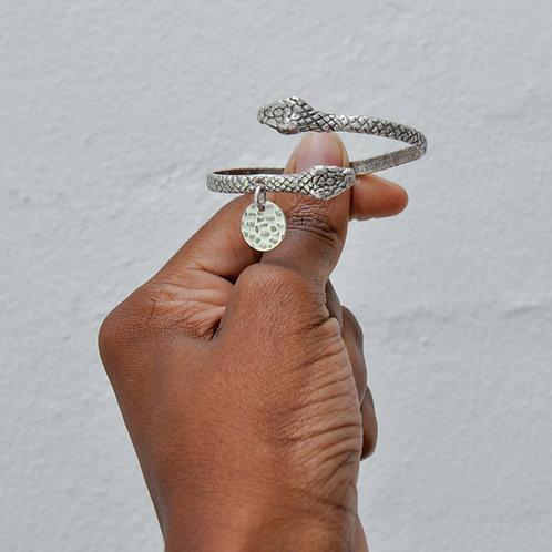 Sssslight Slay - Antique Silver