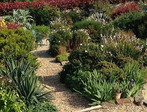 Cornwall Garden Coastal Environmentally friendly Contemporary