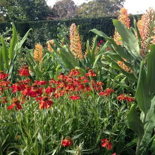 Sissinghurst Planting.